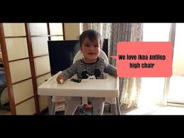 Ikea Antilop High Chair Tray Ikea Antilop High Chair Review Why Buy Expensive Ones
