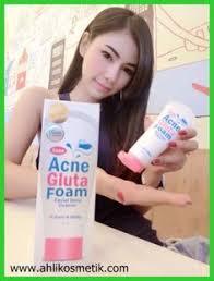 Kana Gluta manfaat kana acne gluta foam kana acne gluta foam
