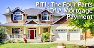 mortgage escrow and piti explained in plain english