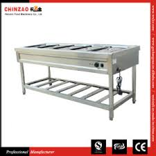 china free standing bain marie with 5pans buffet food warmer rtc