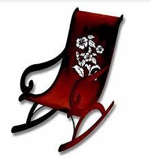 freischwinger lederstuhl libero rindsleder grau edelstahl edelrost schaukelstuhl stuhl blumenornament zum bepflan https