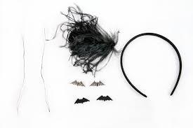 bat headband make your own bat headband