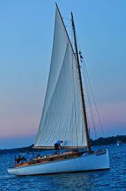 160 best catboat images on pinterest sailing yachts and sailboats