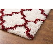 Red Area Rug by Red And White Area Rug Roselawnlutheran
