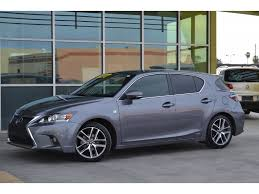 lexus for sale ct 2016 lexus ct 200h for sale in tempe az serving phoenix used