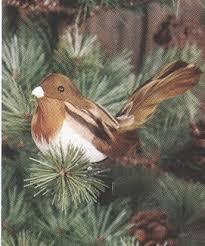 animals and bird ornaments tree ornaments
