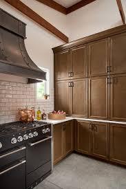 rustic kitchen design cabinet door style 540 maple truffle
