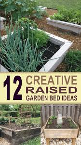 Diy Garden Bed Ideas 12 Diy Raised Garden Bed Ideas