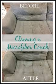 Steam Clean Sofa by 25 Best Cleaning Microfiber Couch Ideas On Pinterest Cleaning