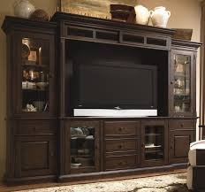 down home entertainment console wall unit by paula deen by