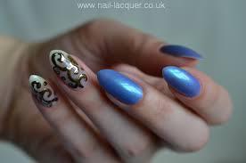 tutorial nail art foil foil nail art with gel polish tutorial nail lacquer uk