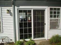 Patio Doors Cincinnati Sliding Glass Patio Door Replacement For A Door Cleveland