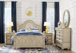 cindy crawford home key west sand 5 pc king panel bedroom king