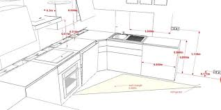 kitchen cabinet design dimensions how to design a kitchen designing buildings wiki
