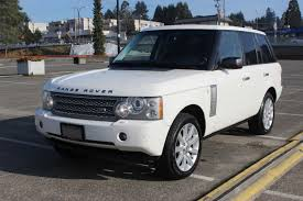 2008 range rover supercharged axis auto