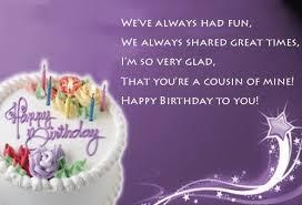happy birthday cousin quotes birthday cuz wishes images
