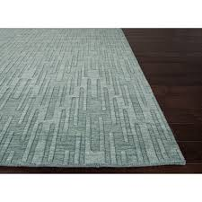Blue Wool Rug Urban Mineral Blue Wool Rug 3 U0027l X 2 U0027w Jaipur Rugs Touch Of