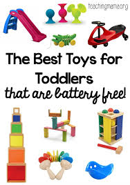 For Toddlers The Best Toys For Toddlers