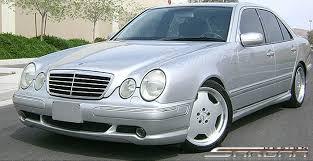2002 mercedes e class mercedes e class front bumper sedan 2000 2002 490 00 part