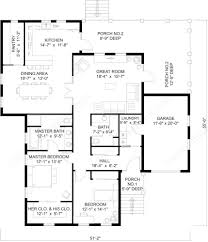 2 Story Great Room Floor Plans by Two Story House Webshoz Com