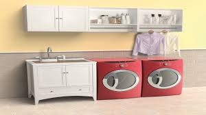 laundry sinks with cabinets awesome smart home design