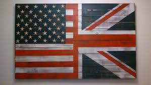 Reclaimed Wood Flag Absolutely Ideas Wooden American Flag Wall Art Rustic Wood Made By