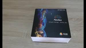 nexlux led light strip review nexlux wifi wireless led light strip kit 16 4ft with alexa
