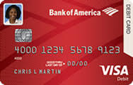 debit card for debit cards apply for a bank debit card from bank of america