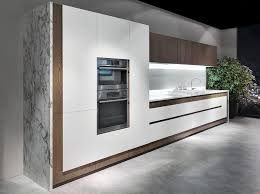 cuisine lineaire opera linear kitchen by elam