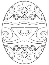 free easter egg coloring pages easter colouring easter