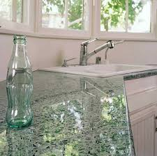 glass countertop kitchen 18 best remodel kitchen images on pinterest recycled glass