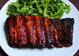 cuisiner travers de porc invitations aux voyages culinaires r97 travers de porc au miel