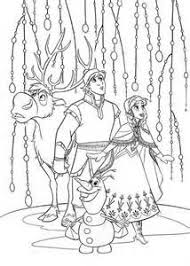 11 frozen coloring pages images frozen