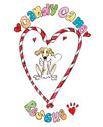 candy cane rescue greyhound rescue