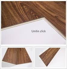 waterproof click pvc floor no glue wear resistance wood texture