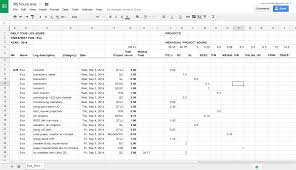 Good Spreadsheet Github Dailytlj Gcal Timesheet A Google App Script To Compute A