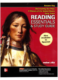 reading essentials and study guide answer key discovering our