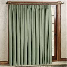 thermal blackout patio door curtains curtains home design
