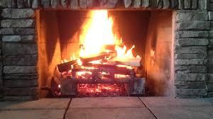 crackling fireplace u0026 glowing embers poping 1 youtube