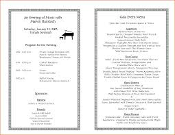 Template For Wedding Program 100 Word Template For Wedding Program Wedding Programs