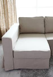 living room slipcovers for sofas with cushions separate armless