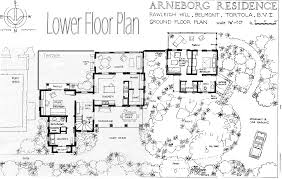 Floor Plans For Schools Apartment Architecture Creative Eco Friendly House First Floor