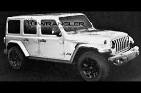scrambler jeep 2017 jeep scrambler will be next gen wrangler based ute