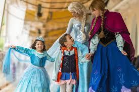 meet frozen characters disney cruise