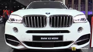 Bmw X5 2015 - 2016 bmw x5 m50d exterior and interior walkaround 2015