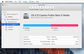 Map Network Drive Mac Partition A Drive With Os X El Capitan U0027s Disk Utility