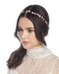 chain headband headband hair accessories neiman