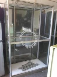 Rak Cermin rak cermin display furniture decoration for sale in johor bahru