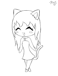 anime chibi coloring pagescute chibi coloring pages prints