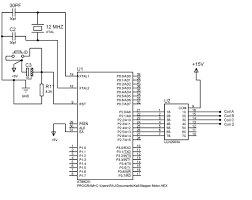 stepper motor ideas electronics forum circuits projects and